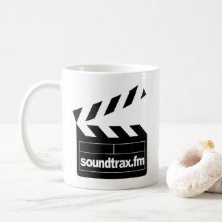 Soundtrax B&W Mug