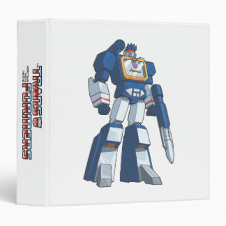 Soundwave 1 binder