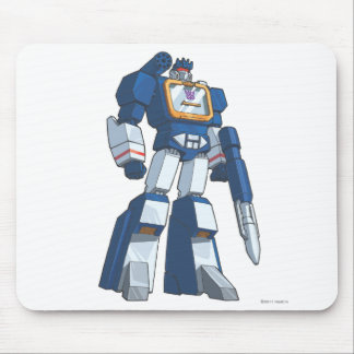 Soundwave 1 mouse pad