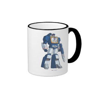 Soundwave 1 tazas de café