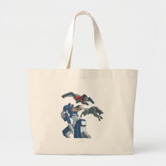 Soundwave 3 tote bags