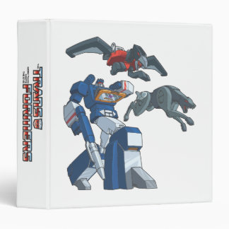 Soundwave 3 binder