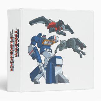 Soundwave 3 vinyl binders