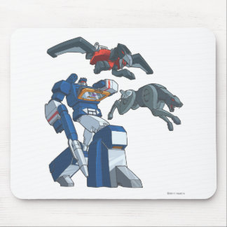 Soundwave 3 mouse pad