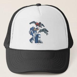 Soundwave 3 trucker hat