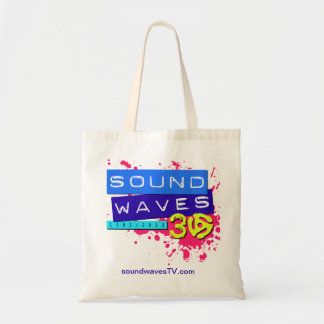 Soundwaves 30th Anniversary Tote