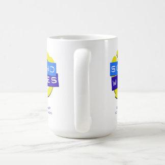 Soundwaves Logo Mug