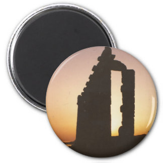 Sounion 2 Inch Round Magnet