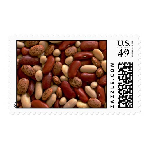 Soup beans stamps