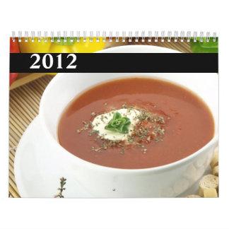 Soup calendar 2012