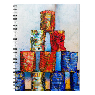 Soup Cans - After The Lunch Notebooks