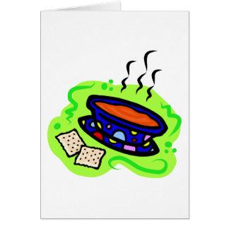 Soup Card