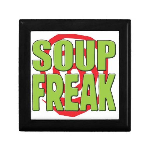 Soup Freak G Keepsake Box