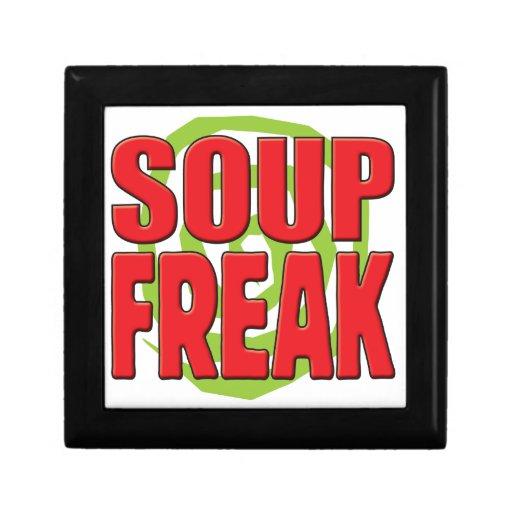 Soup Freak R Jewelry Boxes