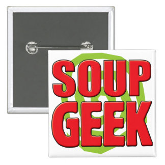 Soup Geek Badge