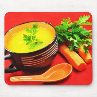 Soup Mouse Pad