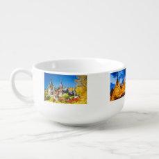 Soup mug Peles castle Sinaia