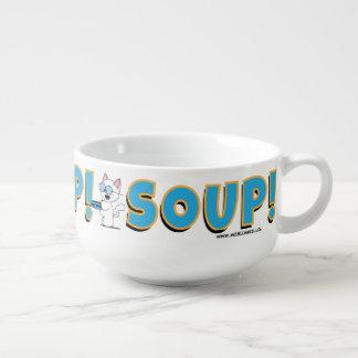 Soup Now Mug