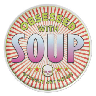 Soup Obsessed R Plate