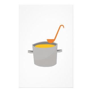 Soup Pot Stationery