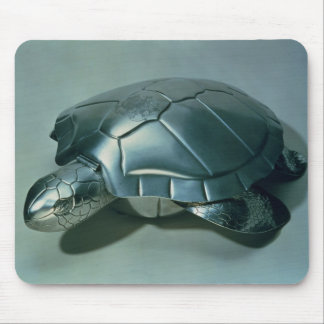 Soup tureen in form of a turtle, 1790's mouse pad