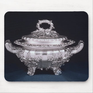 Soup tureen, one of a pair, made by Paul Storr Mouse Pad