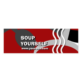 Soup Yourself Business Card