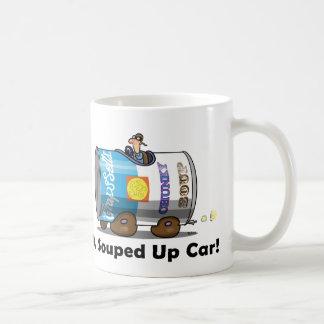 ¡Souped ENCIMA del coche! Taza Clásica
