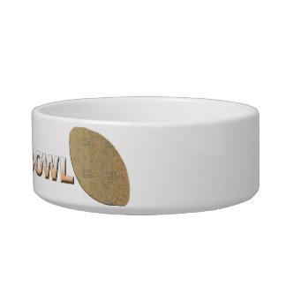 Souper Bowl Pet Bowl