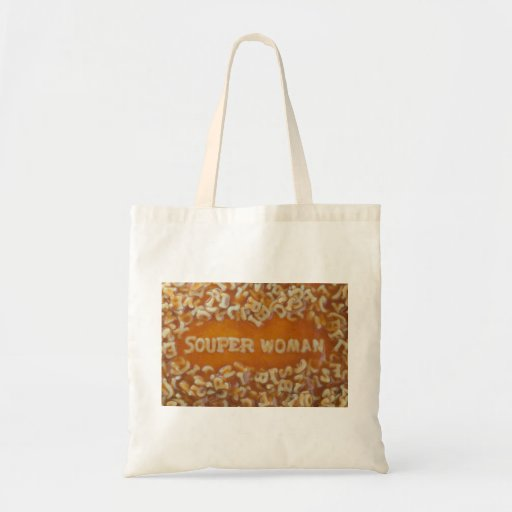 Souper Woman Value Bag