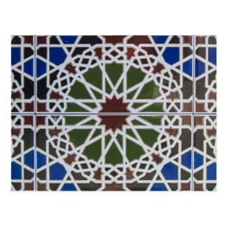 Souq Tiles Postcard