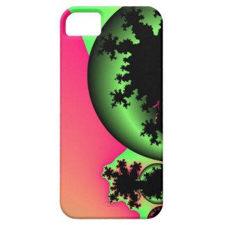 sour apples fractal iPhone SE/5/5s case