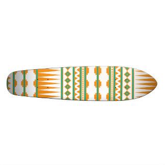 Sour Aztec Skateboard Deck