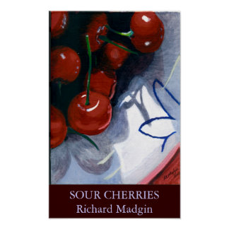 Sour Cherries Poster