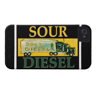 SOUR DIESEL iPhone 4 COVER