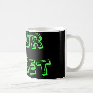 sour sweet coffee mug