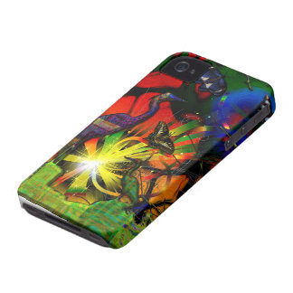 Source Code Heron Butterfly Abstract iPhone 4 Cover
