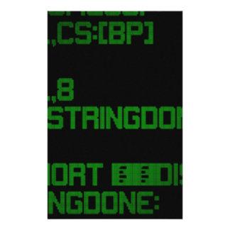 Source code led 01 stationery