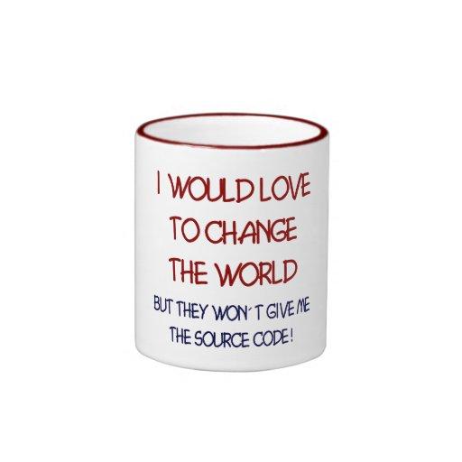 source code ringer coffee mug