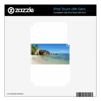 source d'argent skins for iPod touch 4G