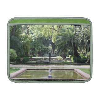Source in Park of Maria Luisa, Seville MacBook Sleeve