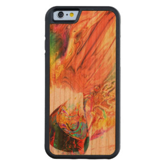 Source of all Rainbows Carved Cherry iPhone 6 Bumper Case
