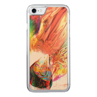 Source of all Rainbows Carved iPhone 8/7 Case