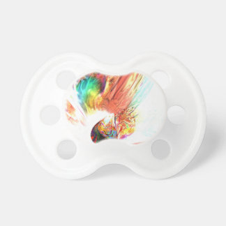 Source of all Rainbows Pacifier