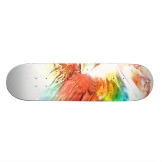 Source of all Rainbows Skateboard Deck