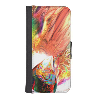 Source of all Rainbows Wallet Phone Case For iPhone SE/5/5s