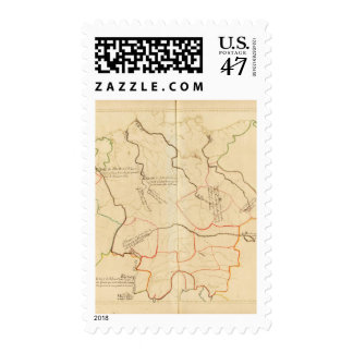 Sources of German Rivers Postage