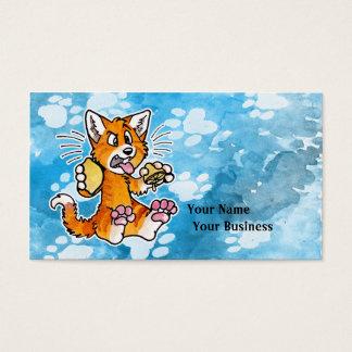 Sourpuss Business Card