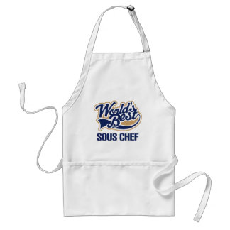 Sous Chef Gift Adult Apron