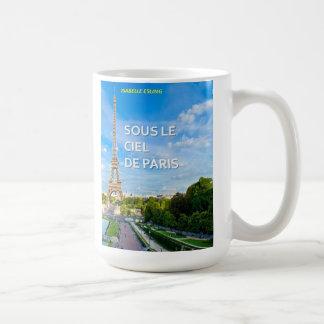SOUS LE CIEL DE PARIS MUG